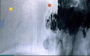 a l'ombra di un raggio di luna-150cm.x260cm.-2004